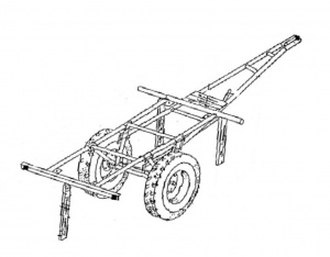 Standardization and performance evaluation of a pneumatic wheeled ox-cart for Central India